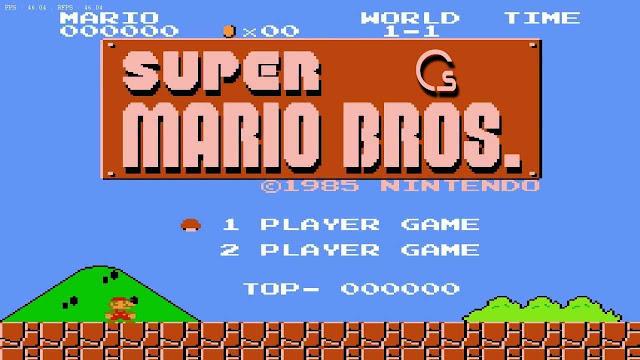 تحميل لعبة Super Mario Bros على أندرويد