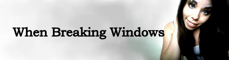 When Breaking Windows