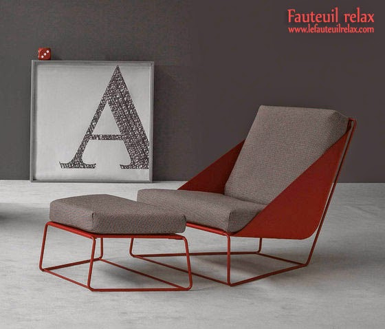 Fauteuil relax Alfie
