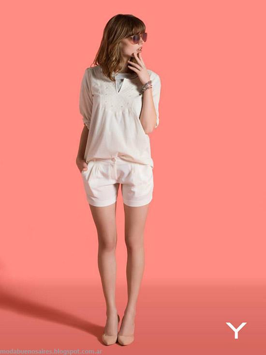 Blusas de verano 2015 Yagmour.