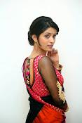 Nidhi Natuiyal Glamorous Photos in Saree-thumbnail-3