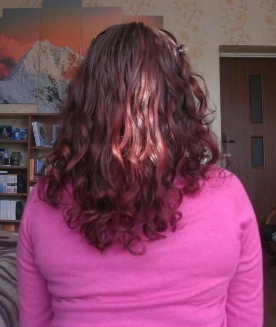 Niedziela dla włosów z intensywnym nawilżaniem :)