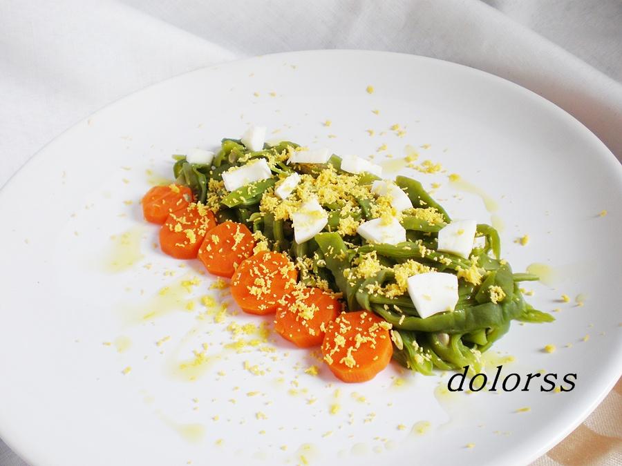 Blog de cuina de la dolorss verdura jud as verdes y - Tiempo coccion judias verdes ...