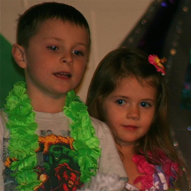 Pippi's Hawaiian Christmas