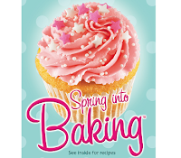 free Spring Into Baking eCookbook