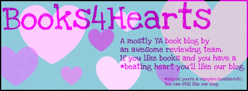 Books4Hearts - Book Reviews