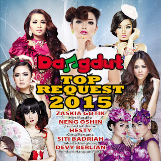 Various Artists - Dangdut TOP REQUEST 2015