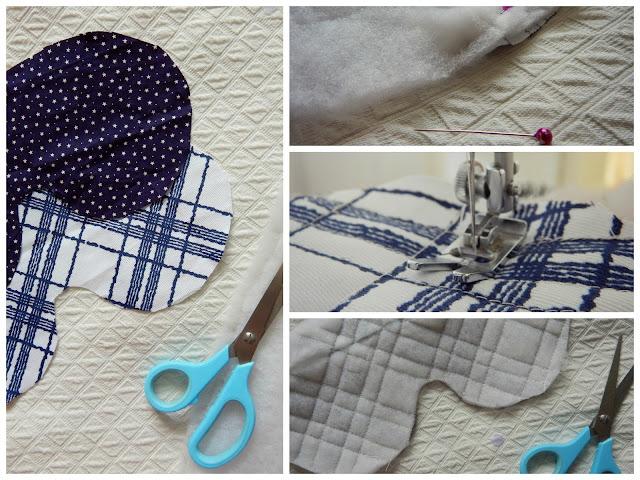 Sewing DIY Sleeping Mask