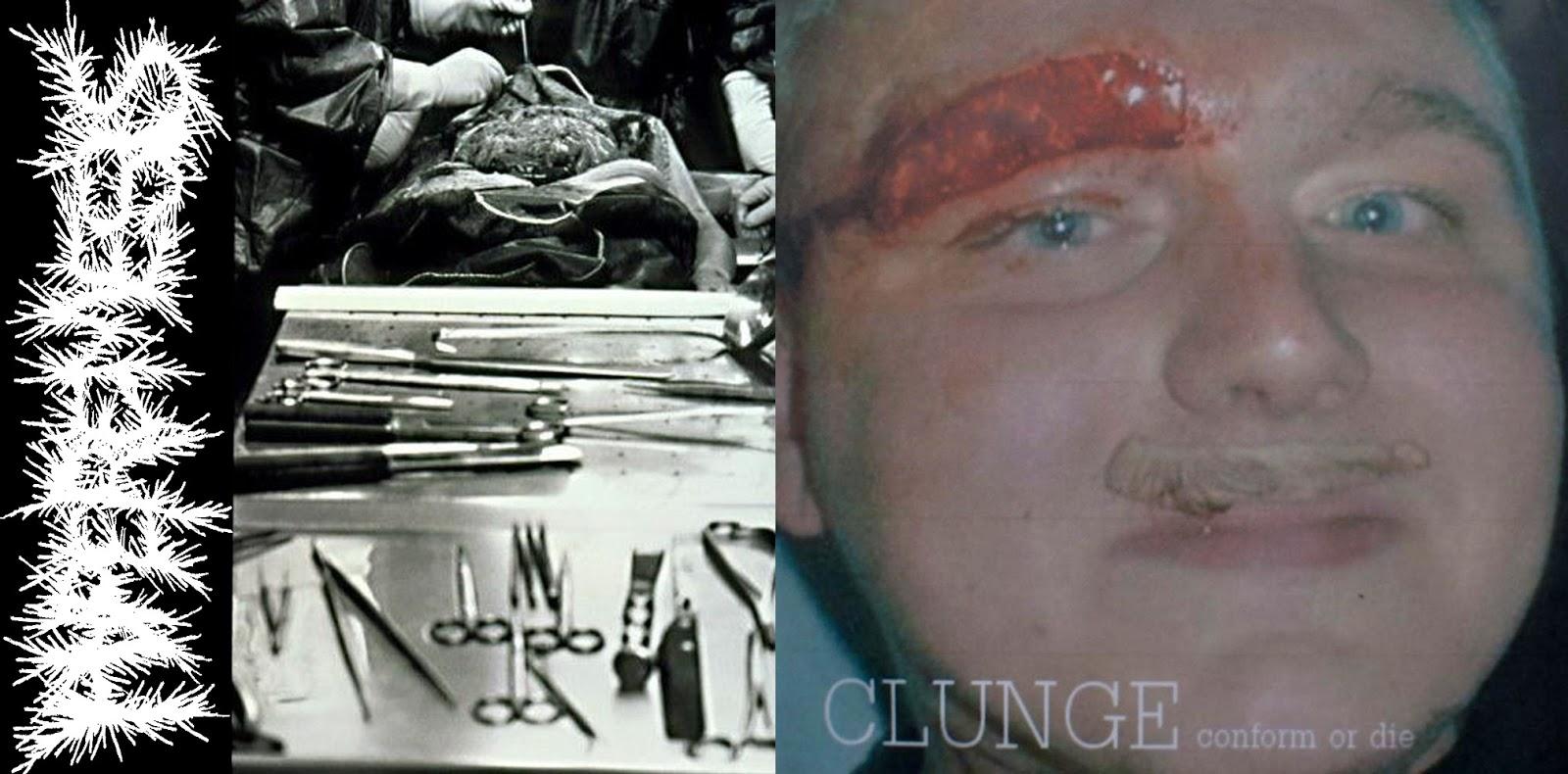 Hyperemesis & Clunge - Split (2012)