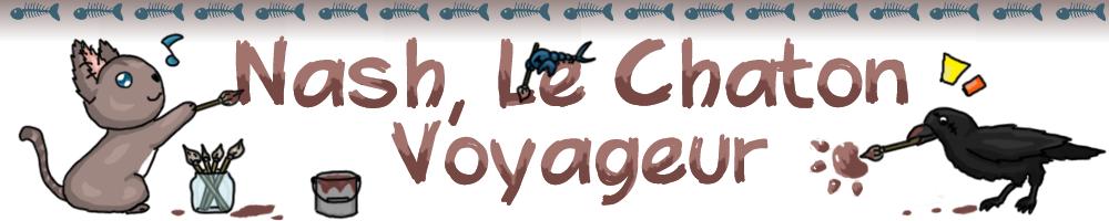 Nash, Le Chaton Voyageur