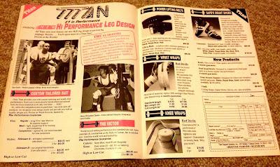 Titan gear ad