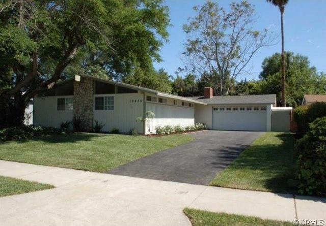Mid Century Modern Homes For Sale San Fernando Valley Blog