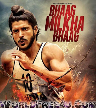 Cover Of Bhaag Milkha Bhaag (2013) Hindi Movie Mp3 Songs Free Download Listen Online At worldfree4u.com