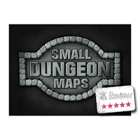 Frugal GM Review: Small Dungeon Maps
