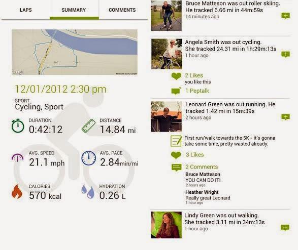 Endomondo Sports Tracker Pro v10.2.7 Full Apk İndir