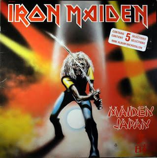 Maiden Japan Iron Maiden