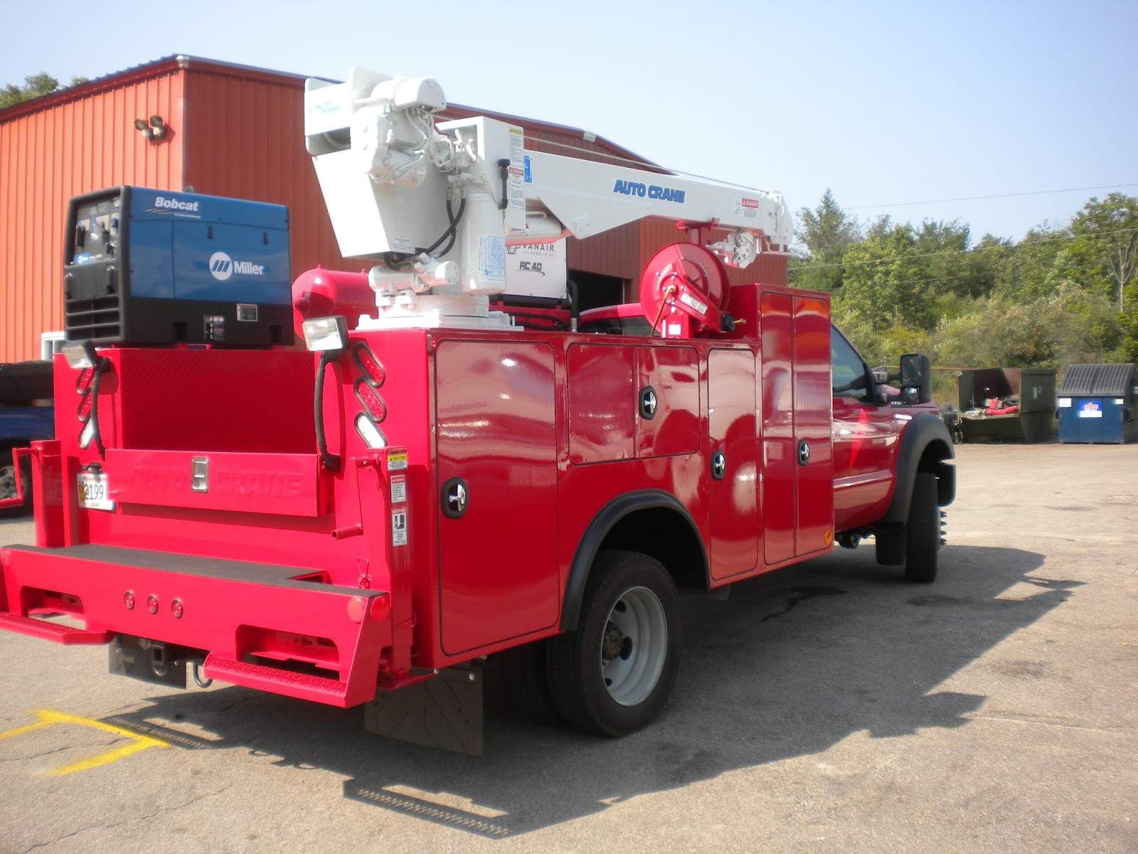 Commercial Truck Success Blog A Fully Functional Ford