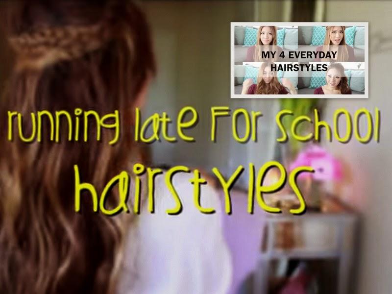 Video Of The Week: Everyday Hairstyles