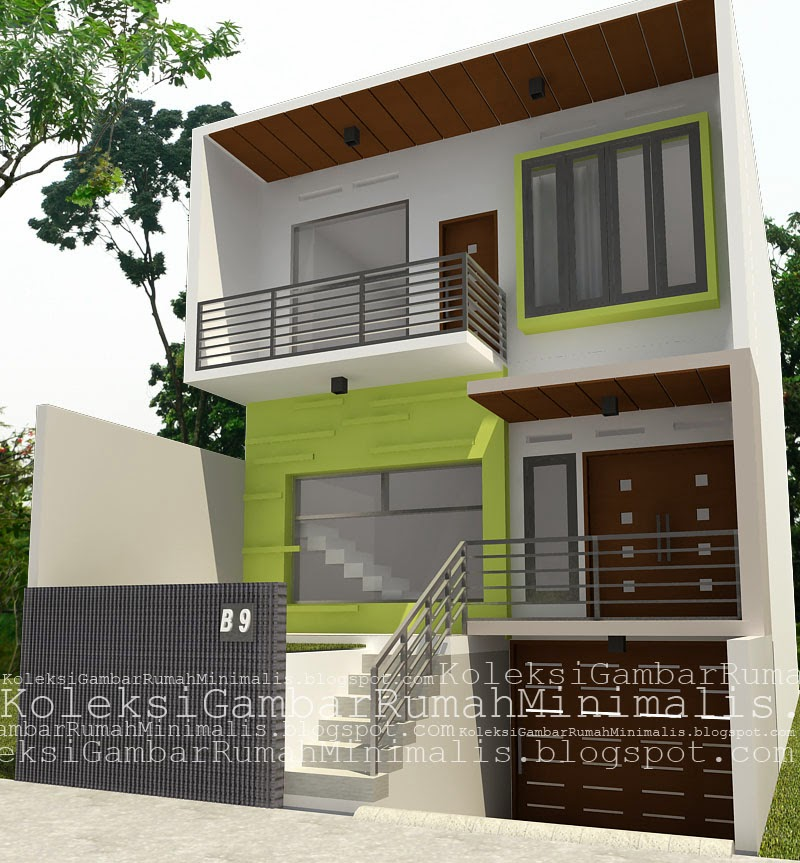 model rumah minimalis terbaru desain rumah minimalis
