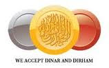 WE SUPPORT ISLAMIC CURRENCY