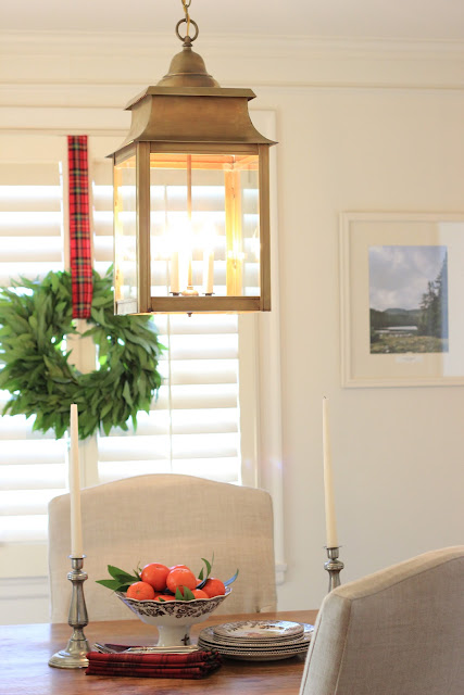 jenny steffens hobick cape cod co lantern dining room update. Black Bedroom Furniture Sets. Home Design Ideas
