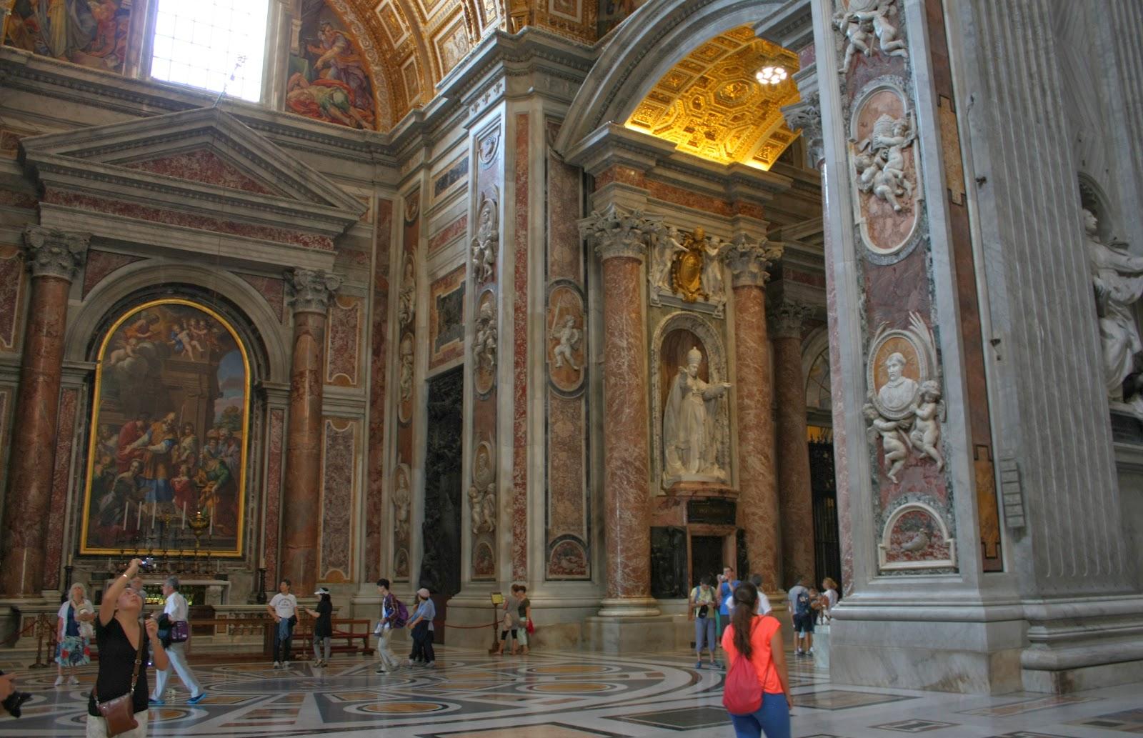 basilica de san pedro roma vaticano