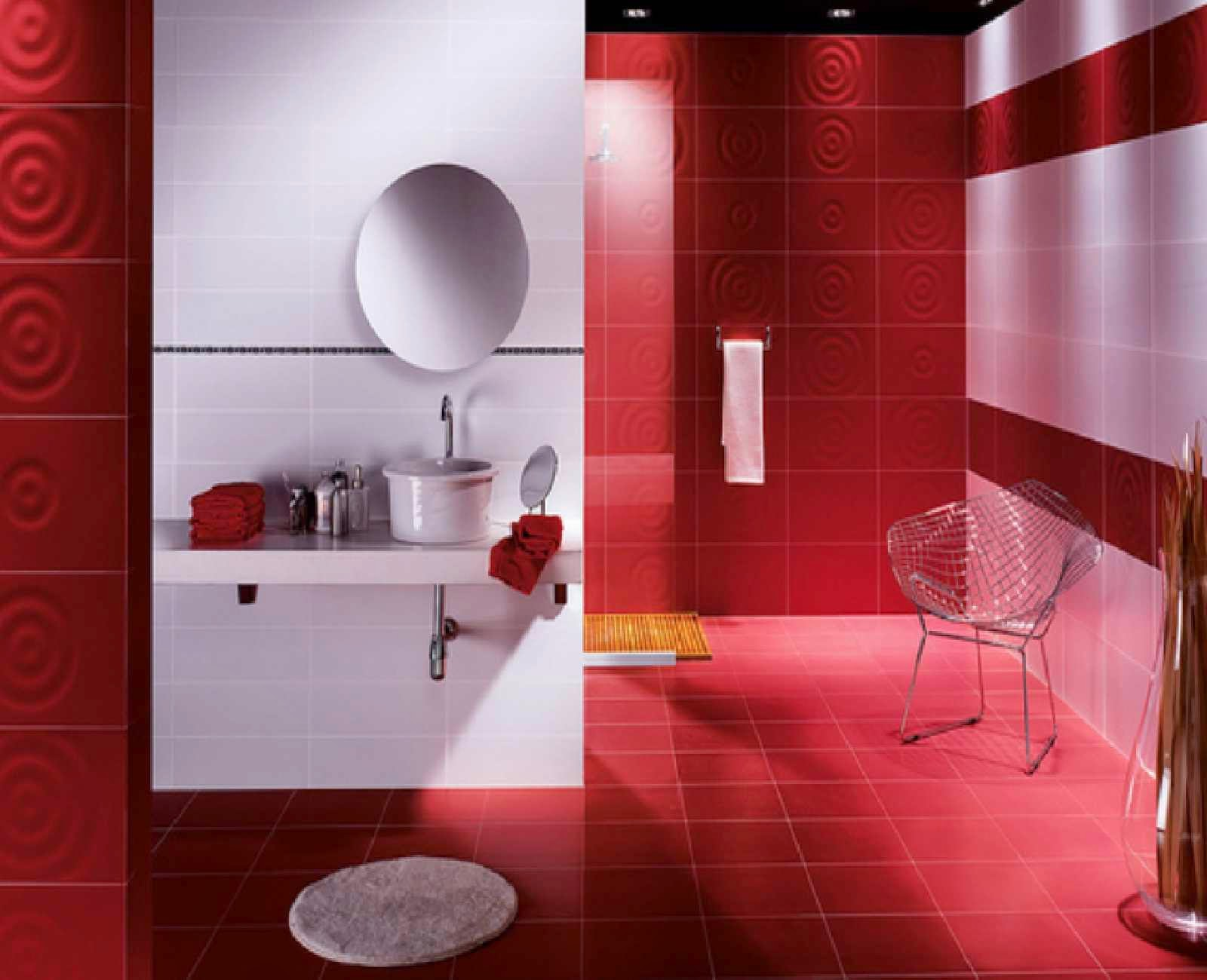 Modern Contemporary Bathroom Interior Design