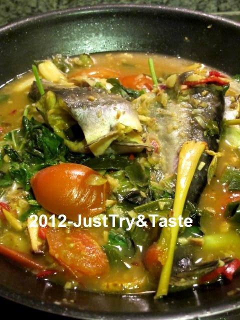 Resep Masakan Ikan Patin Berkuah