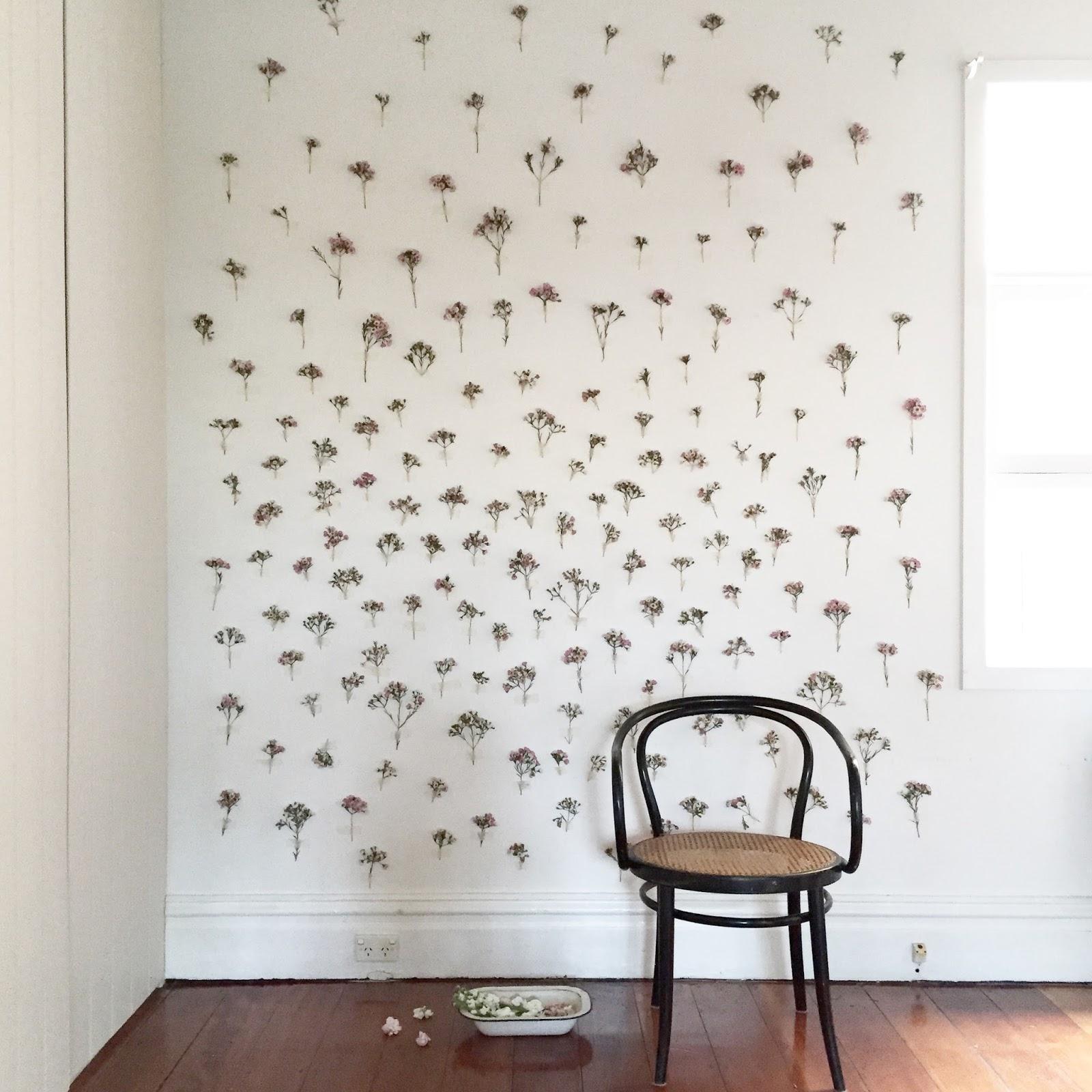 the indigo crew creative living with kids flower wall
