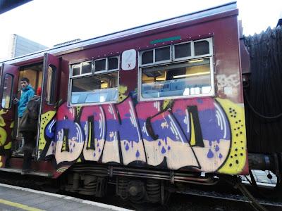 Bongo graffiti