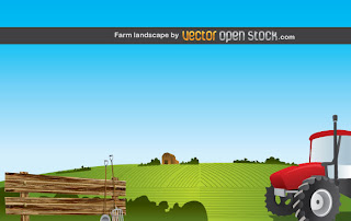 download Vector farm, farm vector, free download landscape farm, vector landscape, farm vector free to download