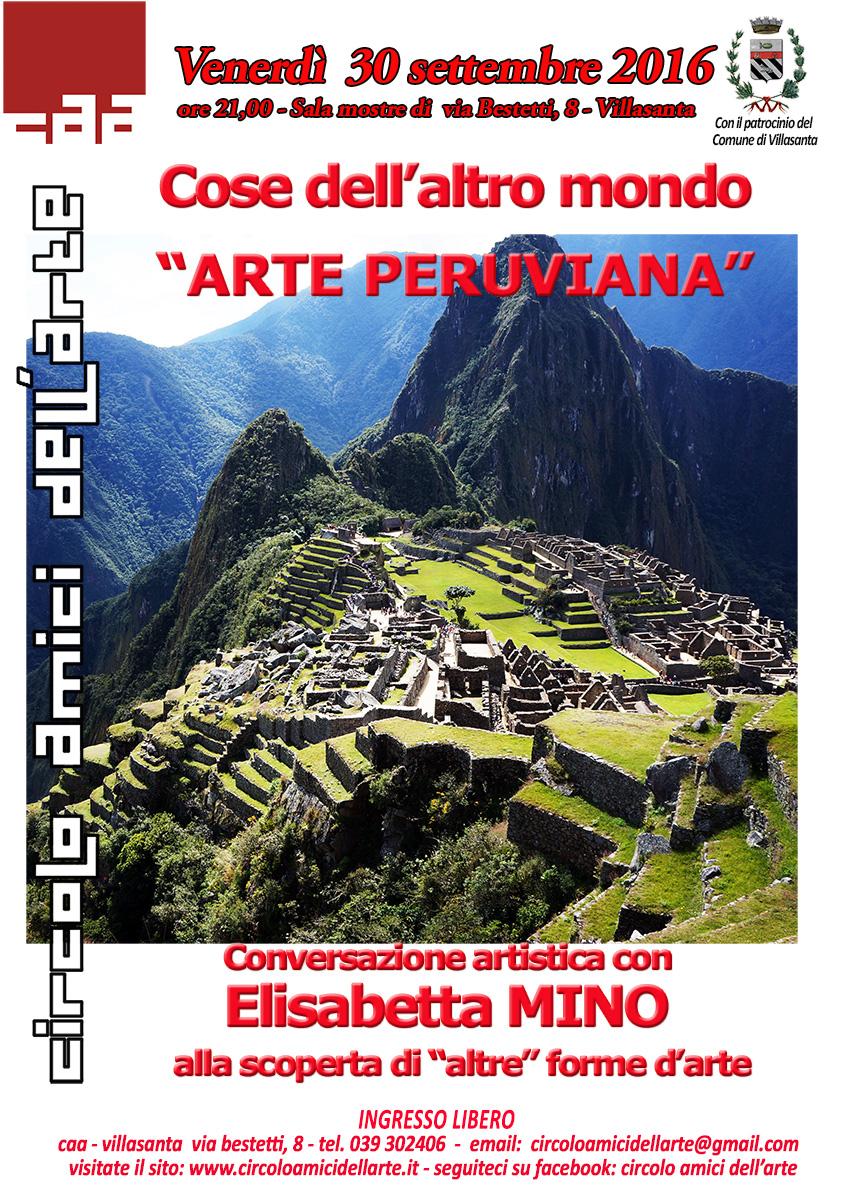 Cose dell'altro mondo: l'Arte Peruviana