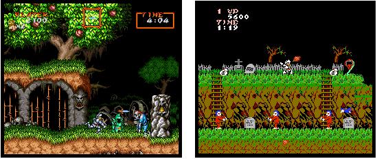 Super Ghouls 'n Ghosts and Ghosts 'n Goblins coming to Wii U Virtual