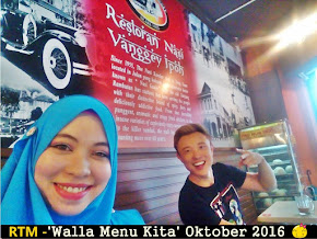 RTM TV1 RANCANGAN 'WALLA-MENU KITA'