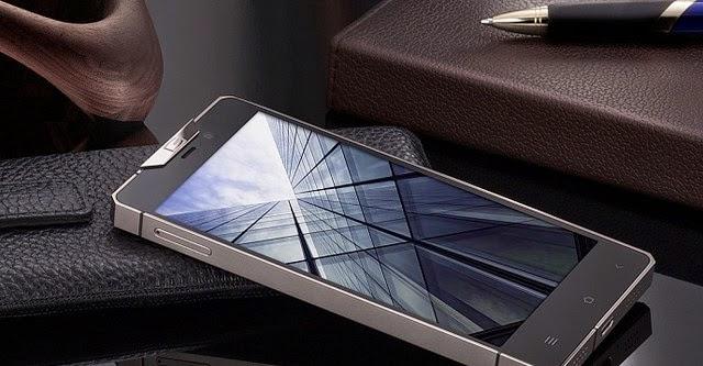 Gresso giới thiệu smartphone siêu sang Regal R1