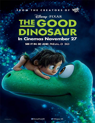 Un Gran Dinosaurio (The Good Dinosaur) (2015)