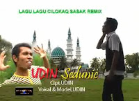 Video YouTube Lagu Udin Sedunie Versi Bahasa Asli