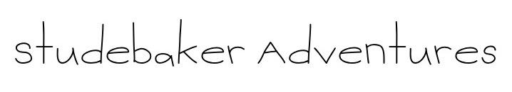 Studebaker Adventures