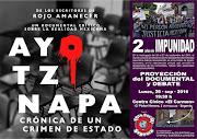 """Proyección y Debate """"Ayotzinapa: crónica de un crimen de Estado"""""""