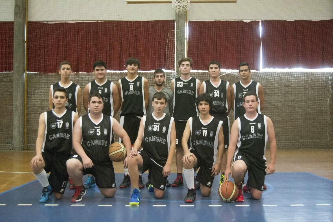 2ª División Júnior Baloncesto Cambre - Revesduyo
