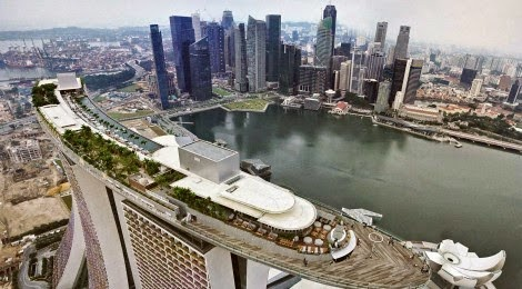 City small country of Singapore