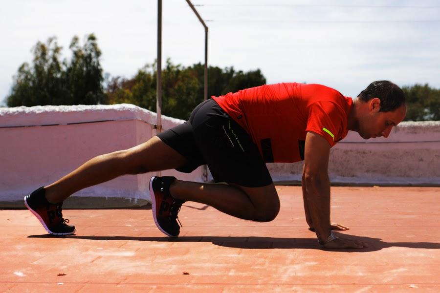 mountain climbers reebok workout