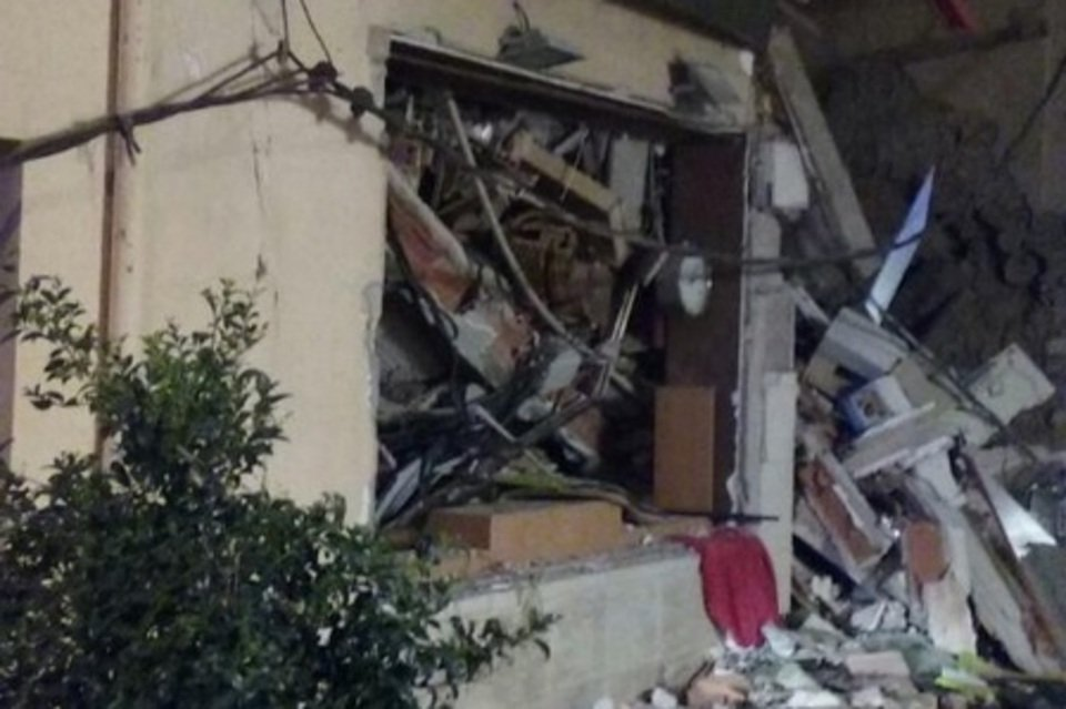 Gremat 11 hospitalizados por explosion de gas en begues - Temperatura en begues ...