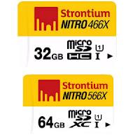Buy Strontium Nitro UHS-1 Class 10 microsdhc Memory card 16GB Rs. 259, 32gb Rs. 529, 64gb Rs. 999 : BuyToEarn