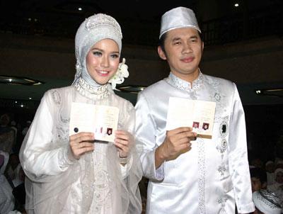 Muslim Wedding Dress