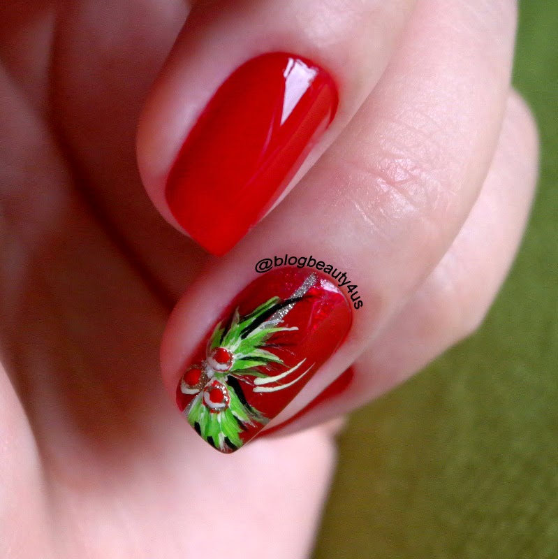Nail Art para o Natal