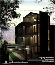 3 Floor House Plans Designs