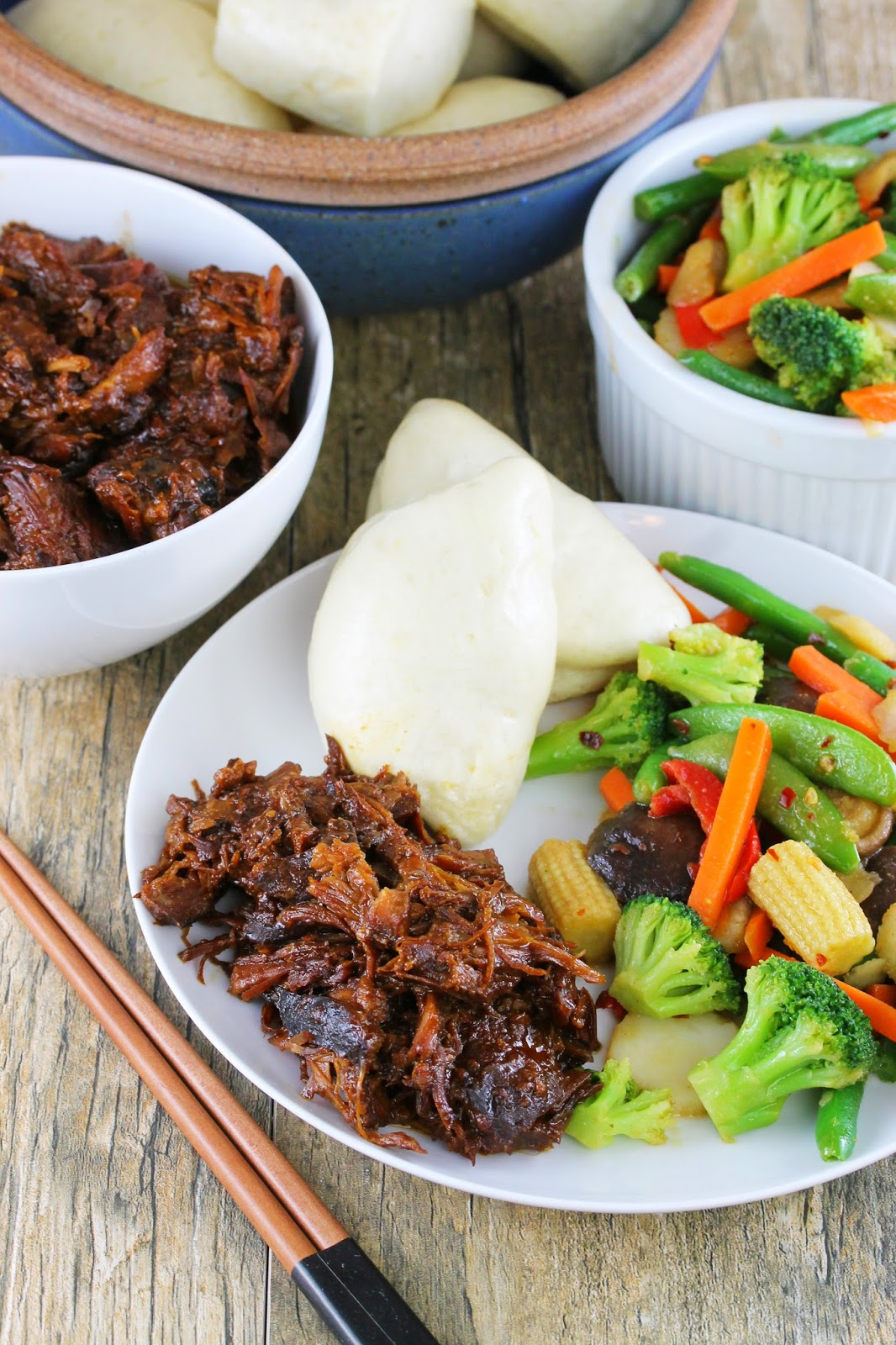 Chinese pork recipe slow cooker