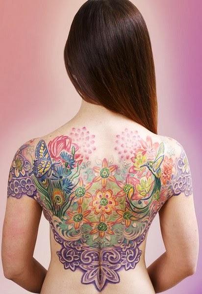 The Best Women Tattoos (Gallery 6)