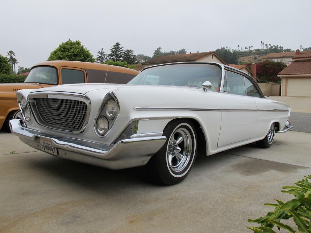 OldGoldGarageSale: 1962 Chrysler Newport custom For Sale!